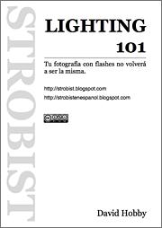 Strobist Lighting 101 en castellano,¡¡¡y en version PDF¡¡¡