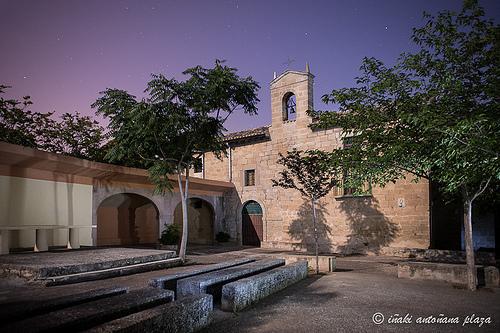Ermita Virgen de Cuevas.