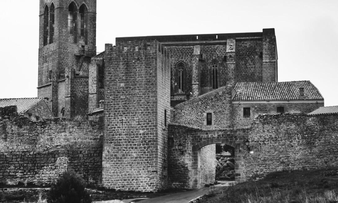 Cerco de Artajona, Navarra.