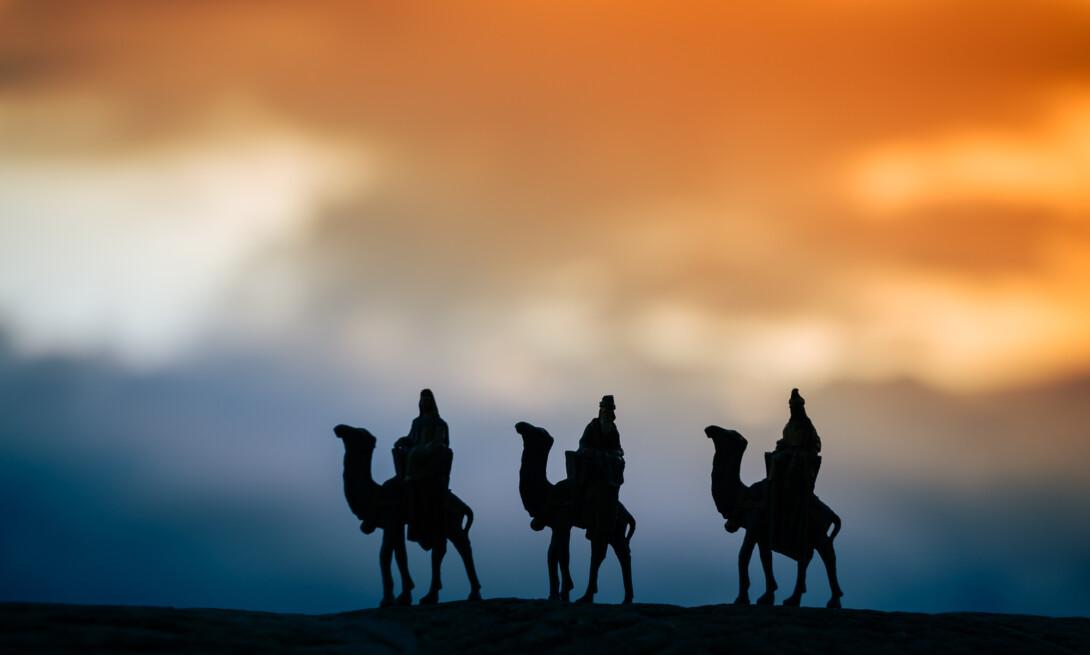 ¡Que vienen los reyes! Reto VianaRaw de Navidad.