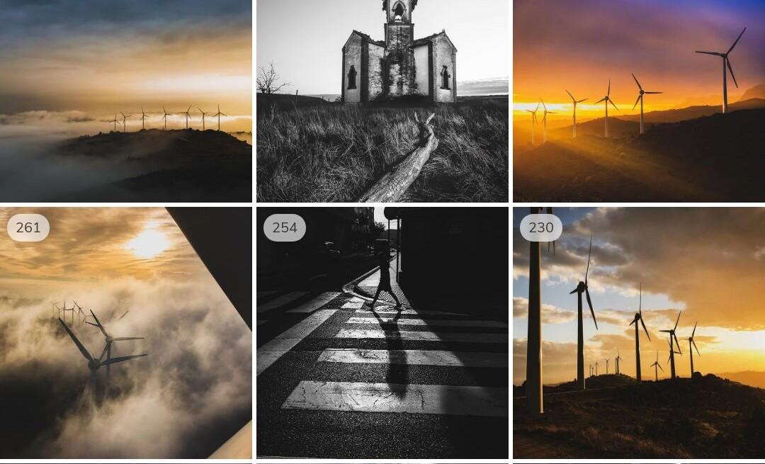 ¡Feliz 2021! Aquí van las 9 fotos con más likes del año 2020.